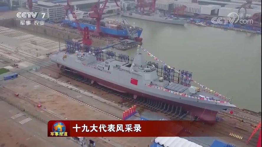 Hoan thien Type 055: Trung Quoc xoa ngoi vuong tren bien cua My?-Hinh-2