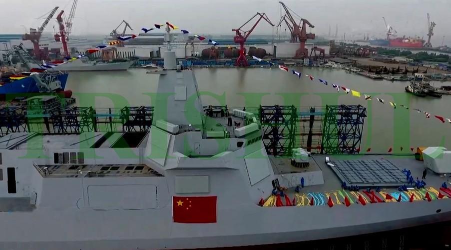 Hoan thien Type 055: Trung Quoc xoa ngoi vuong tren bien cua My?-Hinh-3