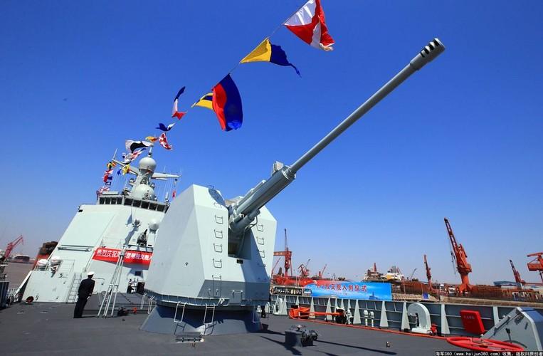 Hoan thien Type 055: Trung Quoc xoa ngoi vuong tren bien cua My?-Hinh-7