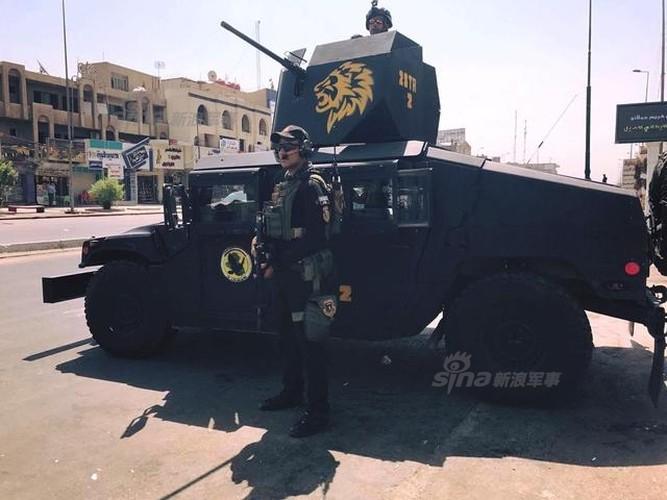 Dac nhiem Iraq: Thoi vut sung bo chay lieu da qua?-Hinh-2