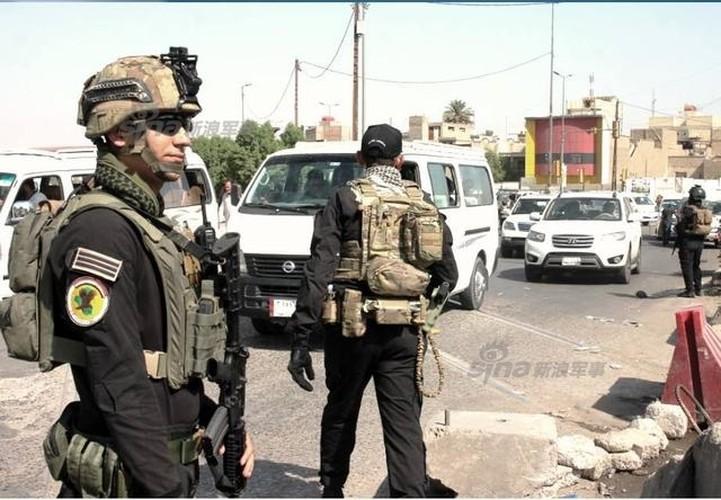 Dac nhiem Iraq: Thoi vut sung bo chay lieu da qua?