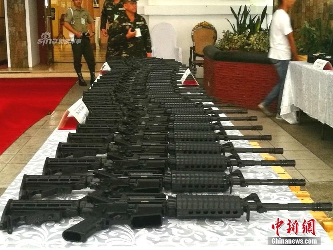 """Trung Quoc vien tro M16 cho Philippines, My """"tuc no mat""""-Hinh-3"""