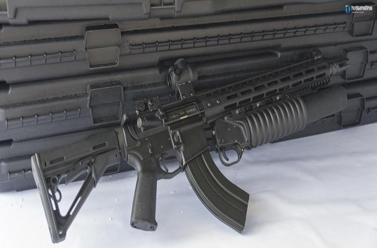 "Quan doi Ukraine ""thay mau"", thay luon ca AK-74-Hinh-3"