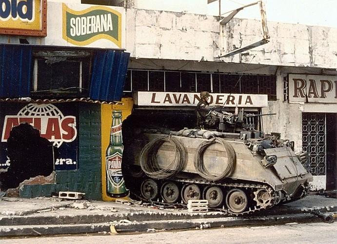 Chien tranh Panama va tieu chuan kep cua chinh phu My-Hinh-3