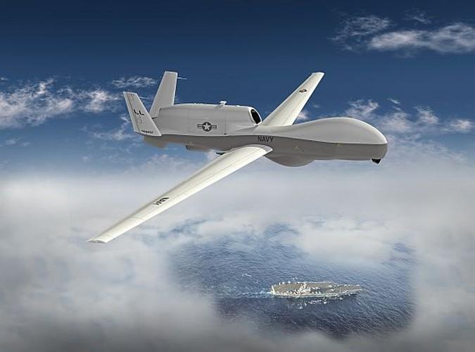 """Han Quoc chi tien mua UAV """"khung"""" de theo doi Treu Tien-Hinh-7"""