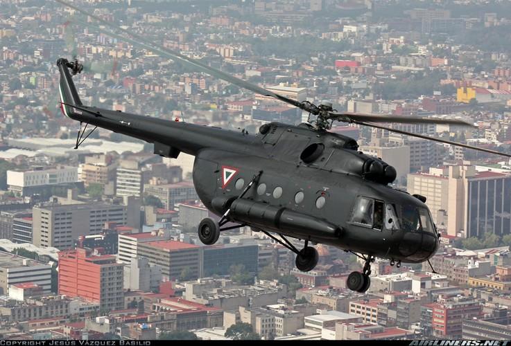 Tin dung Mi-17, Mexico doi Nga gia han bao hanh-Hinh-2