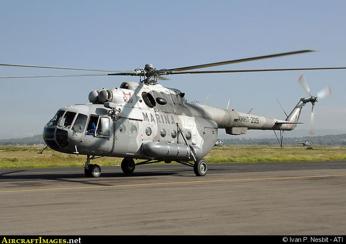 Tin dung Mi-17, Mexico doi Nga gia han bao hanh