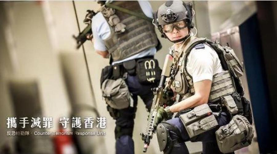 Biet doi Phi Ho guong mat cua luc luong an ninh Hong Kong-Hinh-8