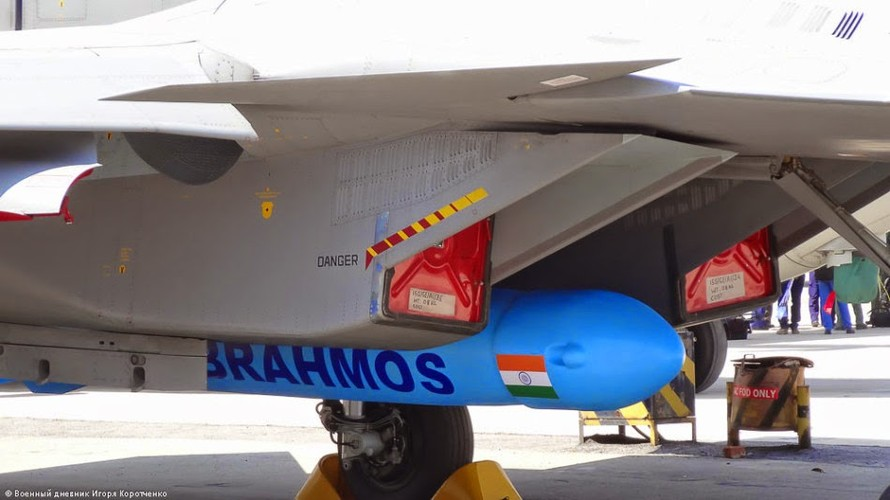 "Su-30MKI An Do da ""treo"" duoc BrahMos, lieu Su-30MK2 Viet Nam co the?-Hinh-8"