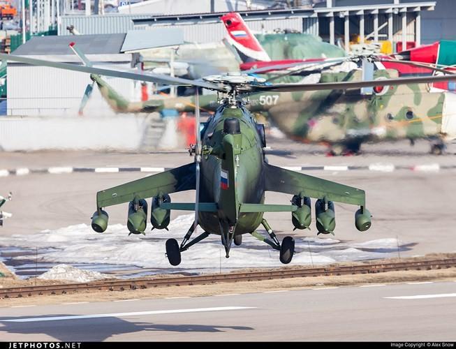 "Chum anh: Suc manh ""sieu"" truc thang tan cong Mi-35M-Hinh-10"