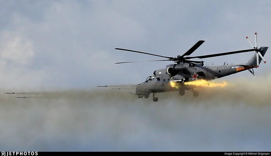 "Chum anh: Suc manh ""sieu"" truc thang tan cong Mi-35M-Hinh-2"