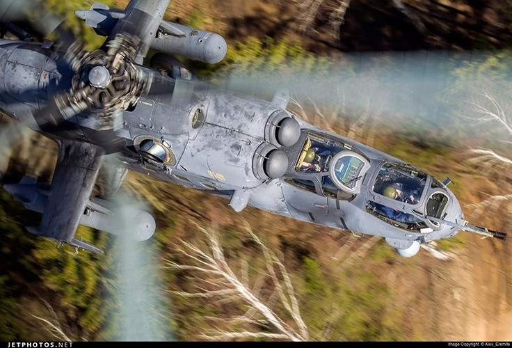 "Chum anh: Suc manh ""sieu"" truc thang tan cong Mi-35M-Hinh-7"