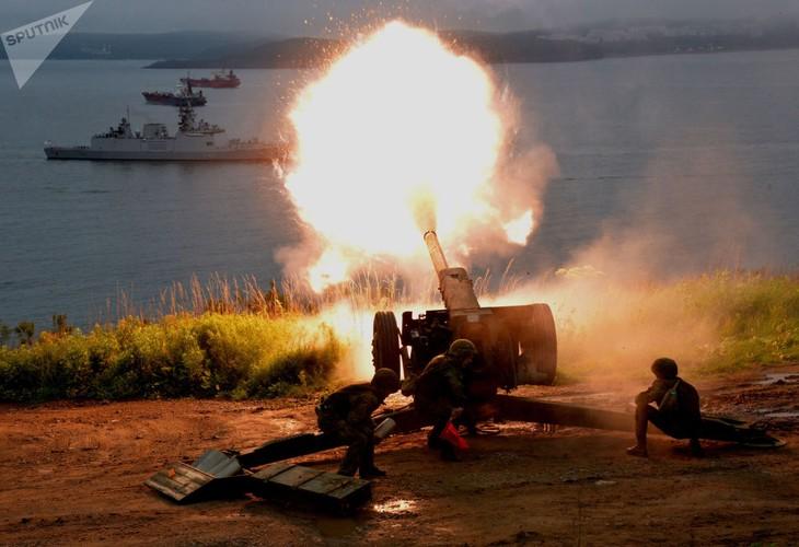 Oai hùng lực lượng tác chiến đặc biệt 312 tuổi của Hải quân Nga