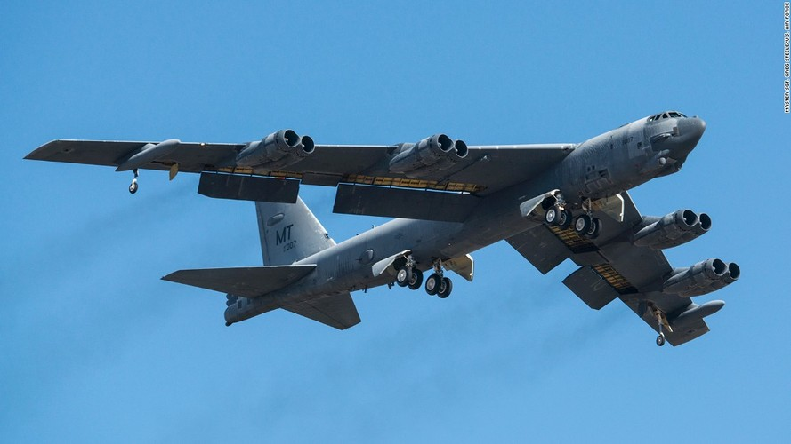 Mỹ: máy bay B-52 cải tiến sẽ được thử lửa ở Trung Đông