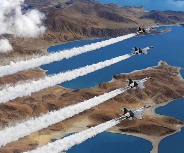 Không quân Trung Quốc: Đông nhất nhưng có phải mạnh nhất?