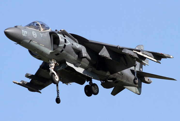 La ky chien dau co AV-8B co the bay nhu truc thang-Hinh-2