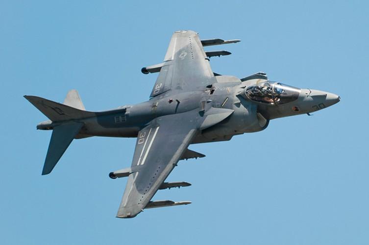 La ky chien dau co AV-8B co the bay nhu truc thang-Hinh-6