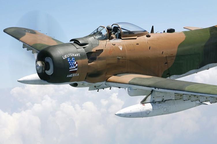 Kham pha cuong kich A-1H Skyraider tung tham chien o Dong Duong-Hinh-2