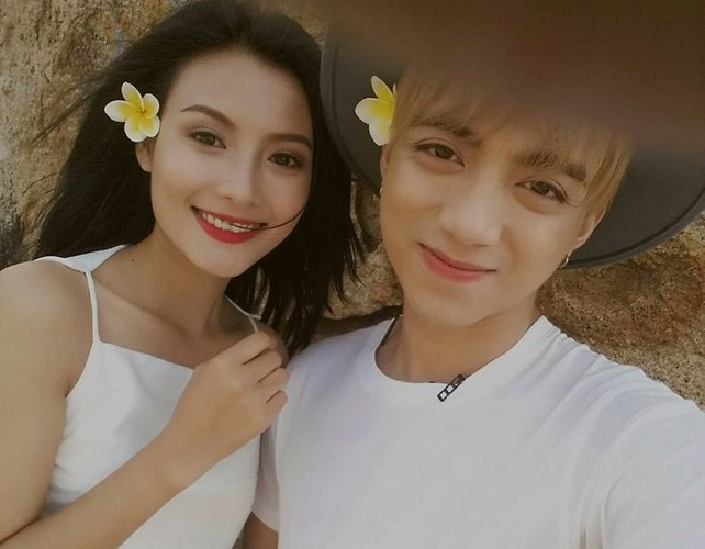 Co gai xinh dep moi day khien Soobin Hoang Son me man la ai?-Hinh-4