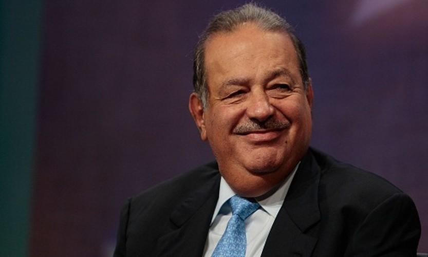 Nhin net tuong boi tu vi tron doi cho ty phu Carlos Slim
