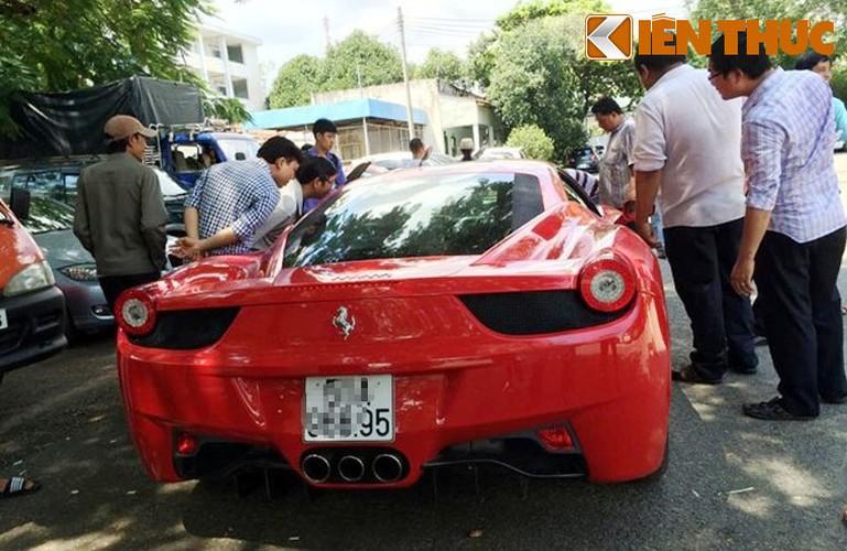 Sieu xe Ferrari 458 ''nat dau'' tai TP HCM cua thieu gia Phan Thanh?-Hinh-6