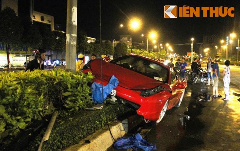 Sieu xe Ferrari 458 ''nat dau'' tai TP HCM cua thieu gia Phan Thanh?-Hinh-9