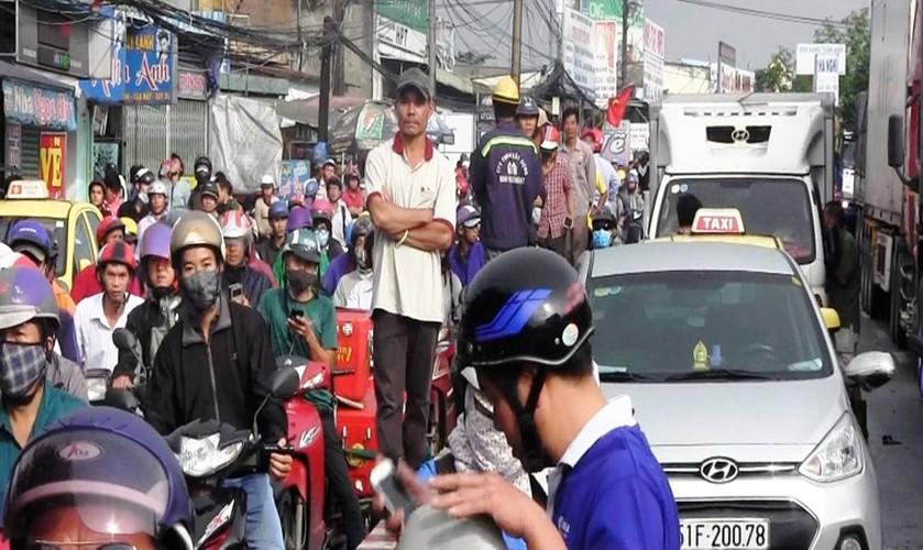 Do bao so 10, Bien Hoa-TPHCM mua cuc lon, ngap ung khap noi-Hinh-6