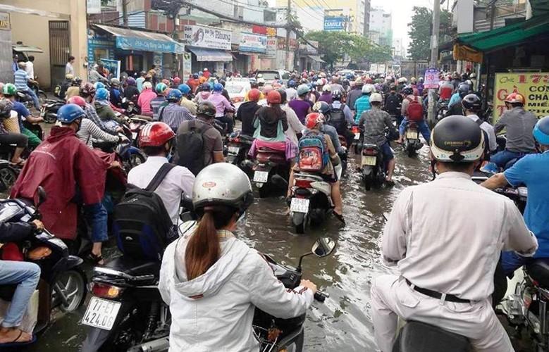 Cong nhan nghi lam, cong ty dong cua vi nuoc tan cong KCN-Hinh-13