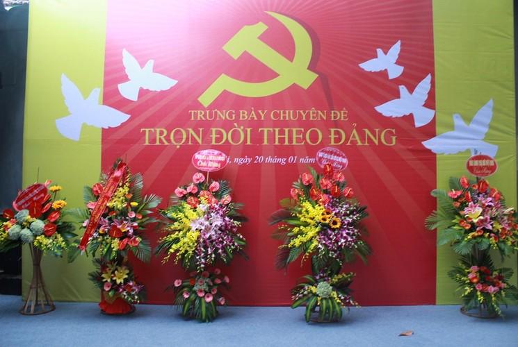 """Dau an 5 nguyen Tong bi thu tai TL """"Tron doi theo Dang""""-Hinh-2"""