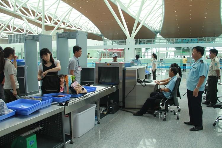 Nha ga hon 3.500 ty o san bay Da Nang chinh thuc khoi dong-Hinh-13