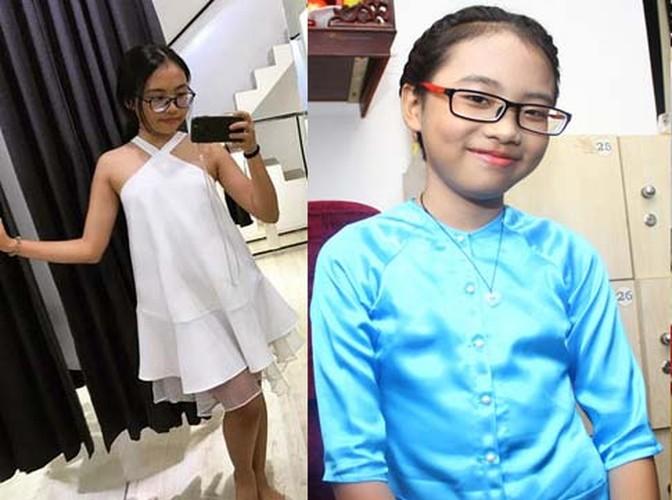 Phuong My Chi thay doi ngoan muc khi buoc chan vao showbiz-Hinh-2