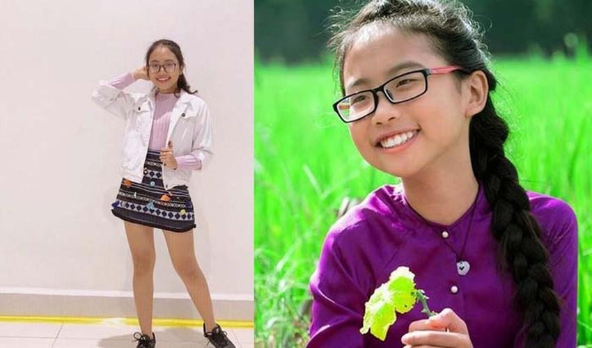Phuong My Chi thay doi ngoan muc khi buoc chan vao showbiz-Hinh-3