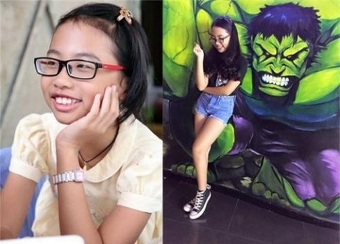 Phuong My Chi thay doi ngoan muc khi buoc chan vao showbiz