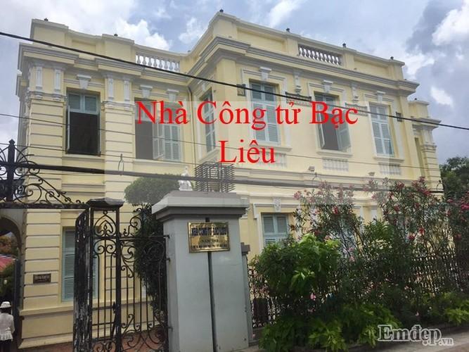 Ngoi nha be the nhat Nam ky luc tinh cua cong tu Bac Lieu