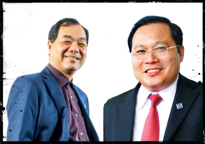 Ngoai Tram Be, dai gia ngan hang nao nga ngua vi Pham Cong Danh?