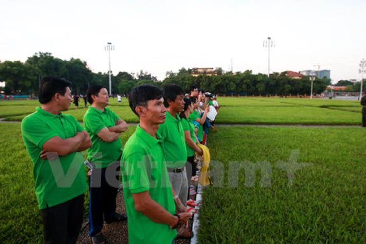 Xuc dong le chao co tai Quang truong Ba Dinh mung ngay 2/9-Hinh-2