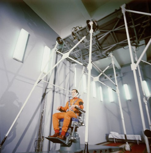 Kham pha noi Gagarin tap luyen truoc khi bay vao vu tru-Hinh-12