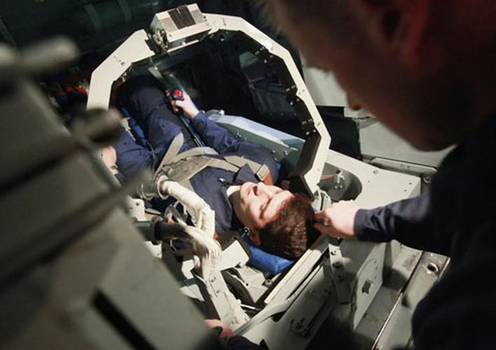 Kham pha noi Gagarin tap luyen truoc khi bay vao vu tru-Hinh-3