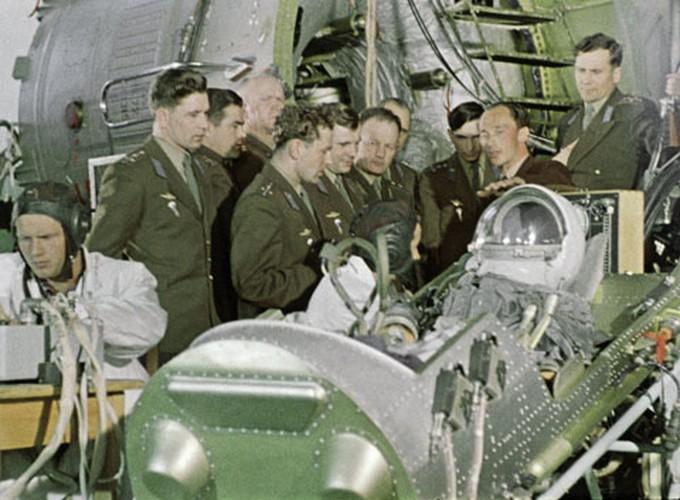 Kham pha noi Gagarin tap luyen truoc khi bay vao vu tru-Hinh-4
