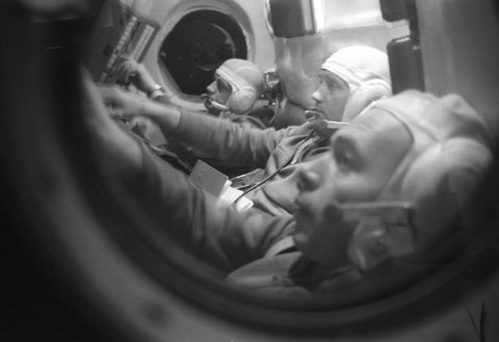 Kham pha noi Gagarin tap luyen truoc khi bay vao vu tru-Hinh-7