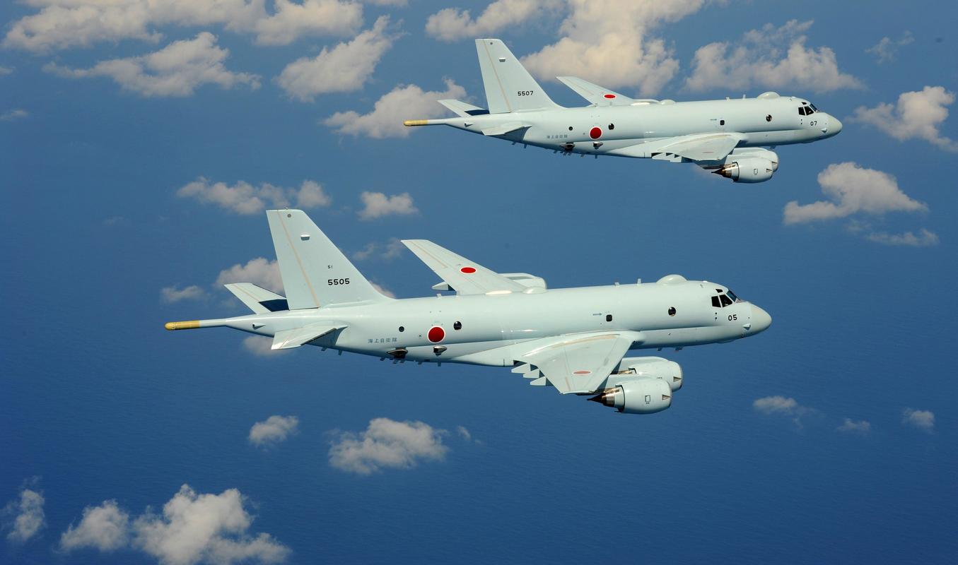 Sieu may bay trinh sat san ngam P-1 cua Nhat lao khoi duong bang-Hinh-14
