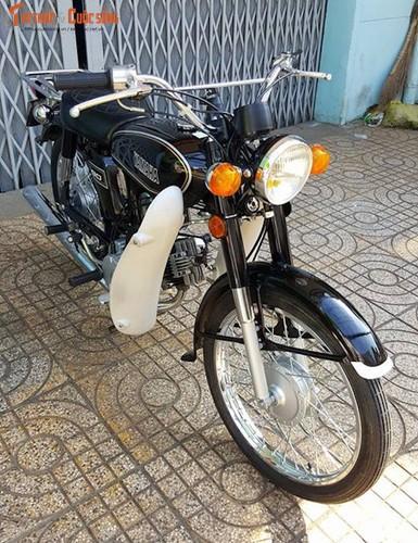 "Yamaha YB90 doi 1972 ""zin"" nhat the gioi o Viet Nam-Hinh-14"