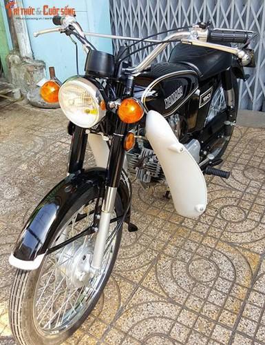 "Yamaha YB90 doi 1972 ""zin"" nhat the gioi o Viet Nam-Hinh-2"