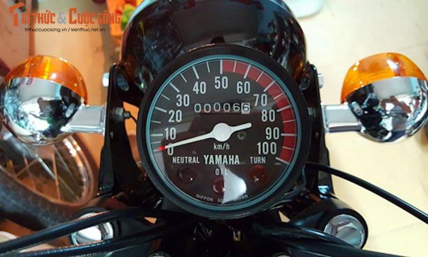 "Yamaha YB90 doi 1972 ""zin"" nhat the gioi o Viet Nam-Hinh-5"