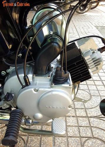 "Yamaha YB90 doi 1972 ""zin"" nhat the gioi o Viet Nam-Hinh-6"