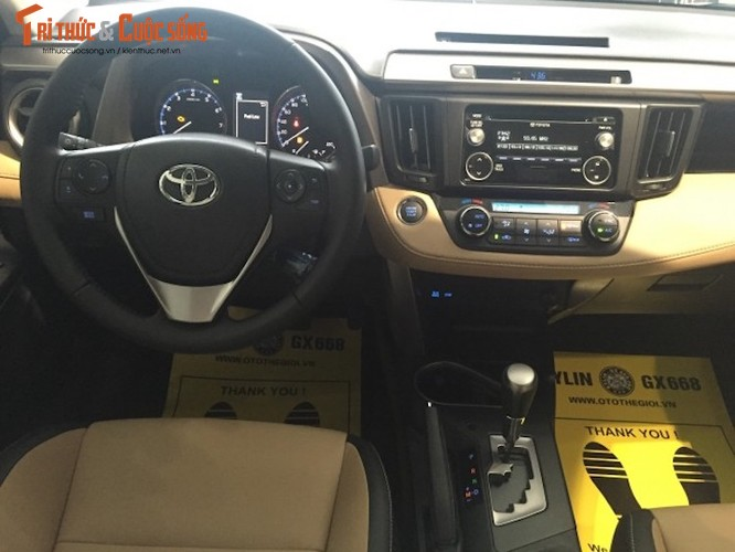 Can canh Toyota RAV4 moi gia gan 2 ty tai Viet Nam-Hinh-4