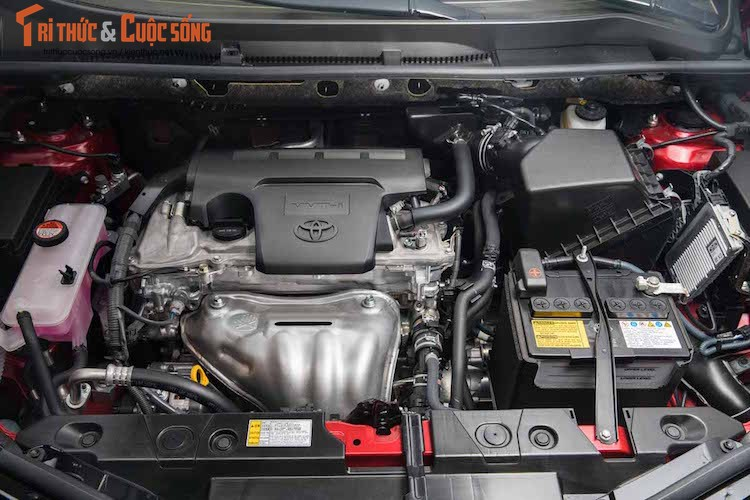 Can canh Toyota RAV4 moi gia gan 2 ty tai Viet Nam-Hinh-7