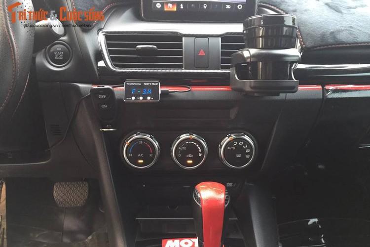 Tay choi Sai Gon chi 200 trieu do Mazda3