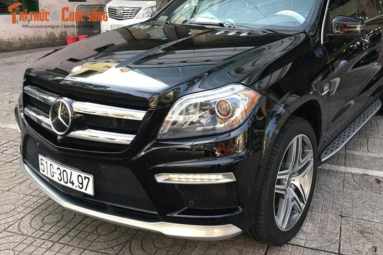 Can canh Mercedes-Benz GL63 AMG gia 8,4 ty o Sai Gon-Hinh-5