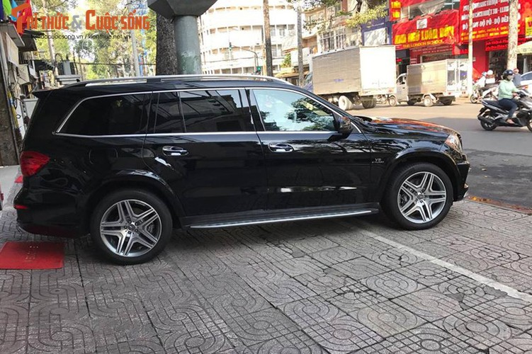 Can canh Mercedes-Benz GL63 AMG gia 8,4 ty o Sai Gon-Hinh-7